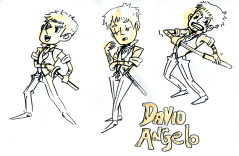 david angelo sheet