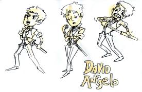 david angelo sheet