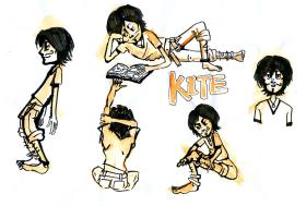 kite sheet
