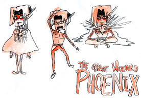 phoenix sheet