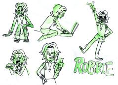 robbie sheet