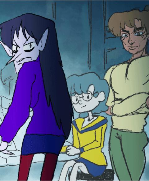 Sailor Moon Parody Jessica McLeod-Yu